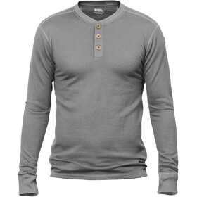 Fjällräven Lappland Merino - Camiseta de manga larga Hombre - gris
